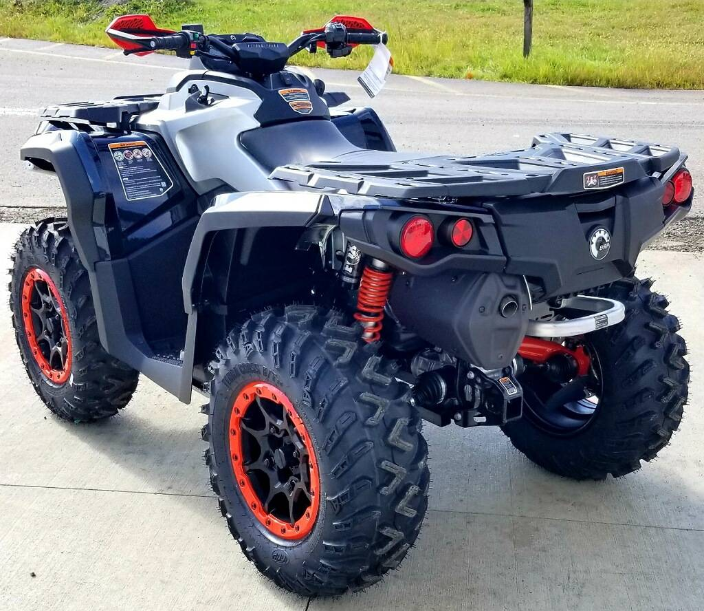 2021 Can-Am Outlander X XC 1000R in Cambridge, Ohio - Photo 3