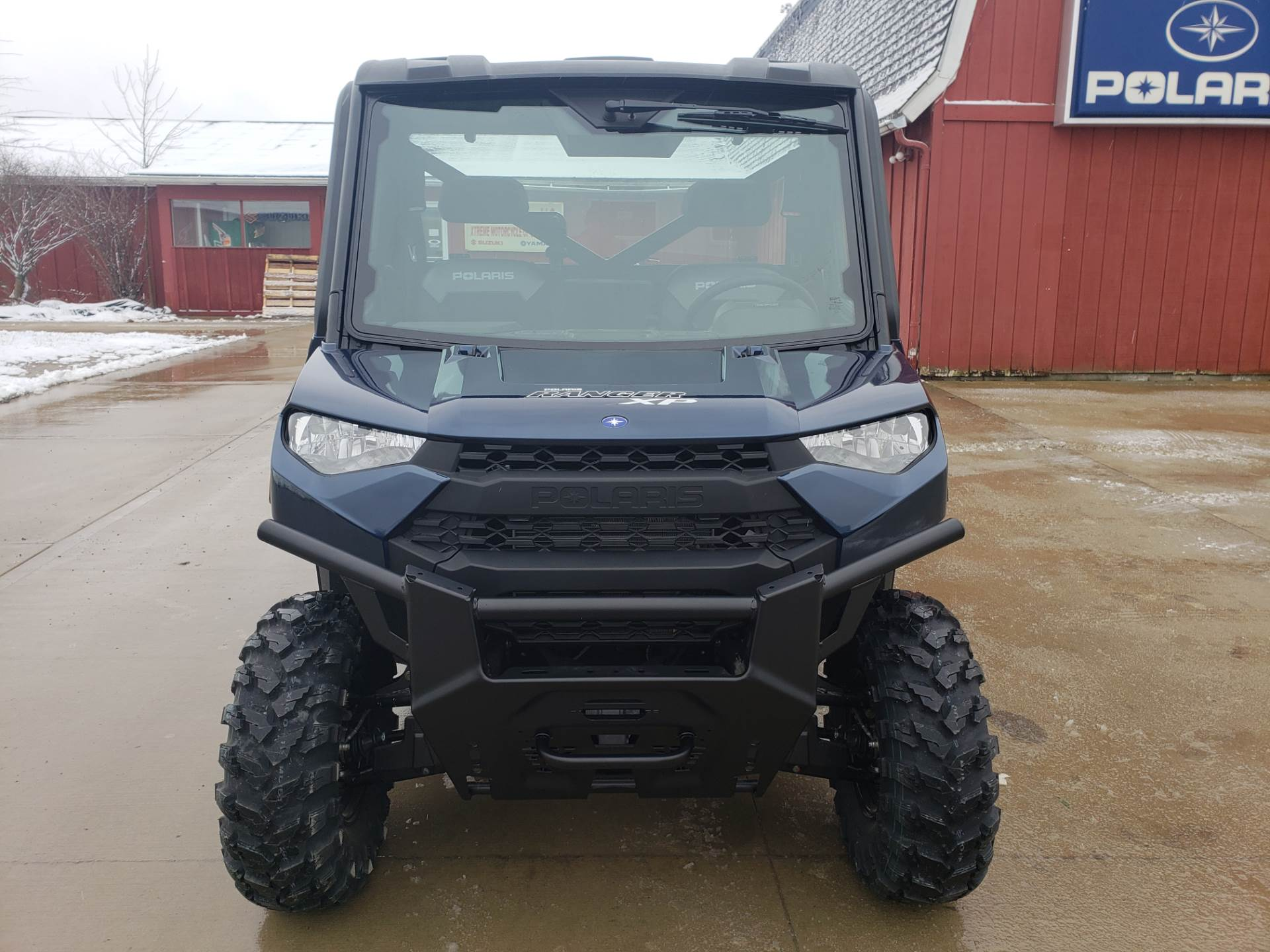 2019 Polaris Ranger XP 1000 EPS Premium in Cambridge, Ohio - Photo 3