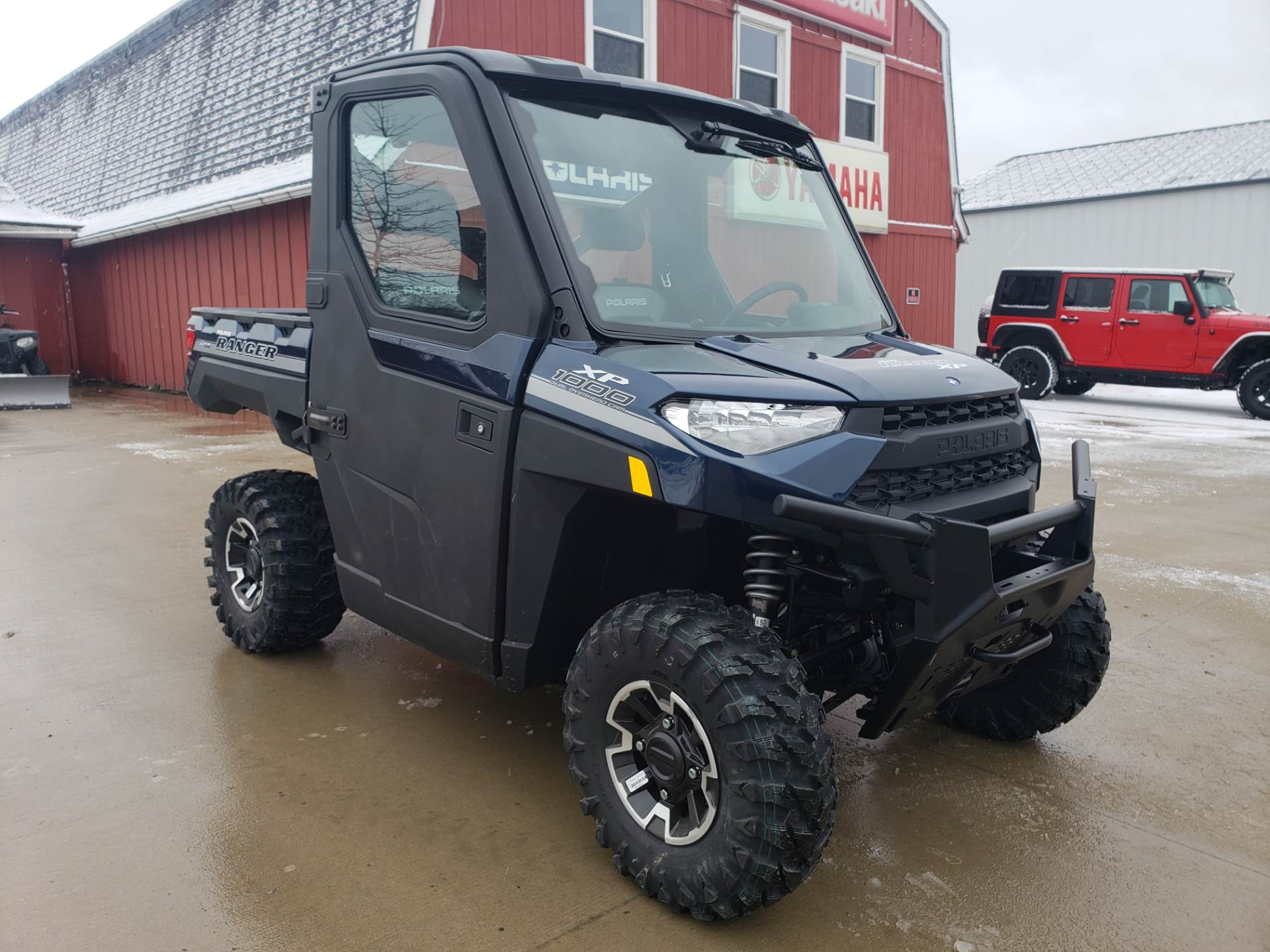 2019 Polaris Ranger XP 1000 EPS Premium in Cambridge, Ohio - Photo 5
