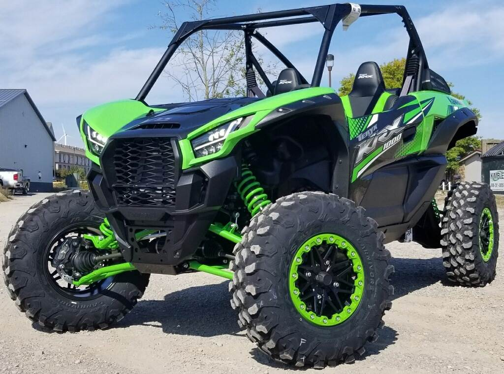 2020 Kawasaki Teryx KRX 1000 in Cambridge, Ohio - Photo 1