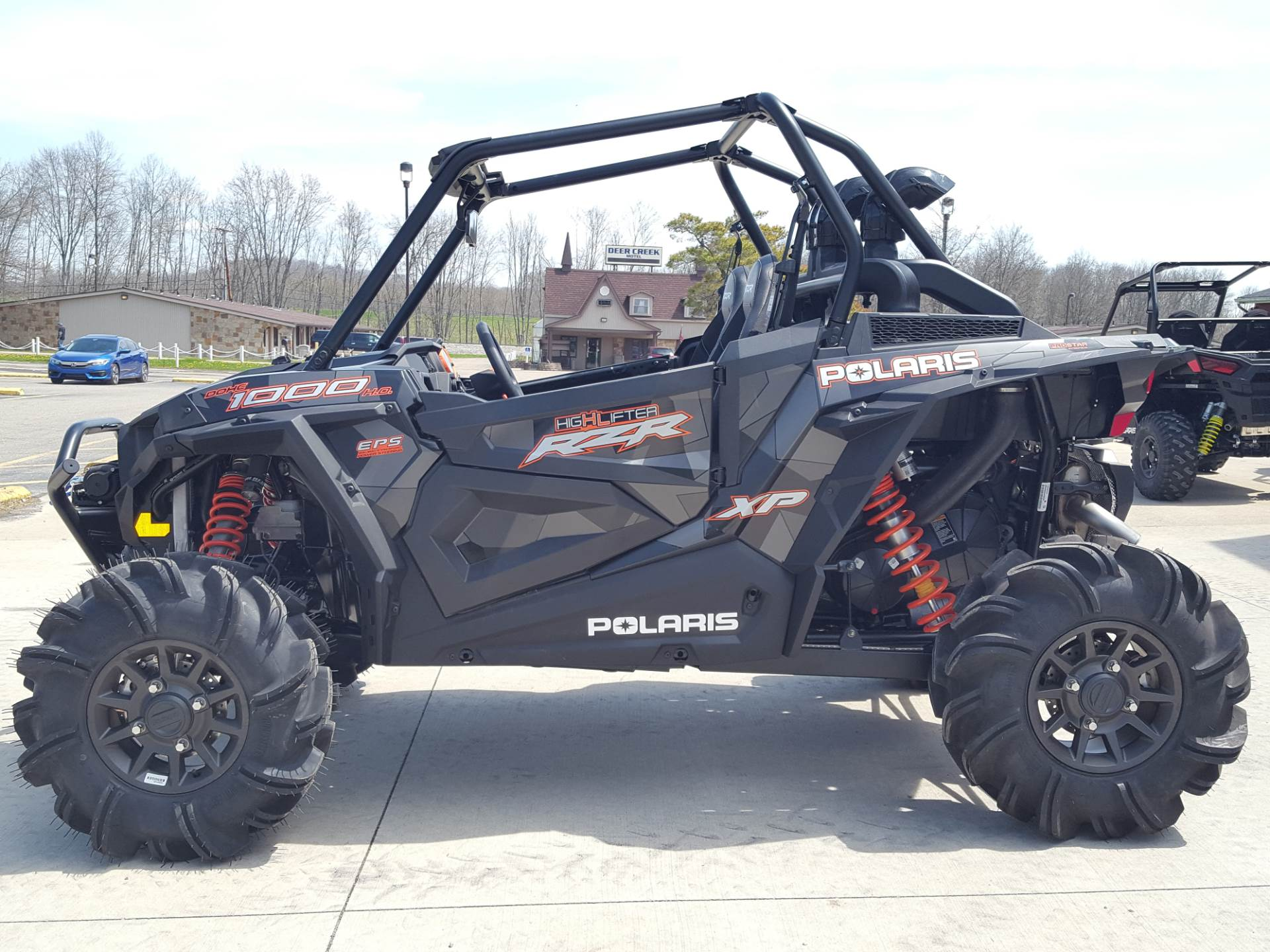used 2018 polaris rzr xp 1000 eps high lifter edition utility vehicles in cambridge oh stock. Black Bedroom Furniture Sets. Home Design Ideas