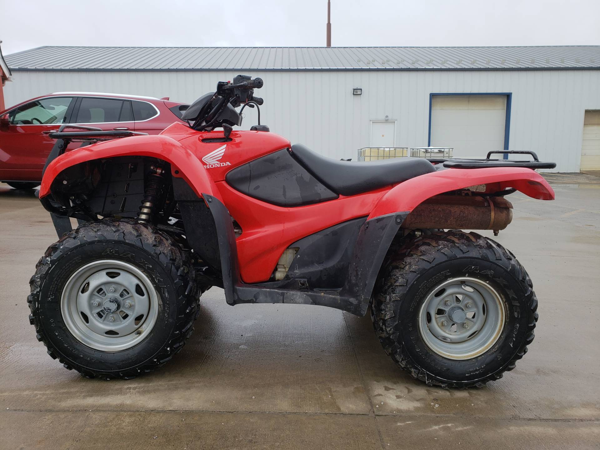 2009 Honda FourTrax Rancher AT Power Steering for sale 5187