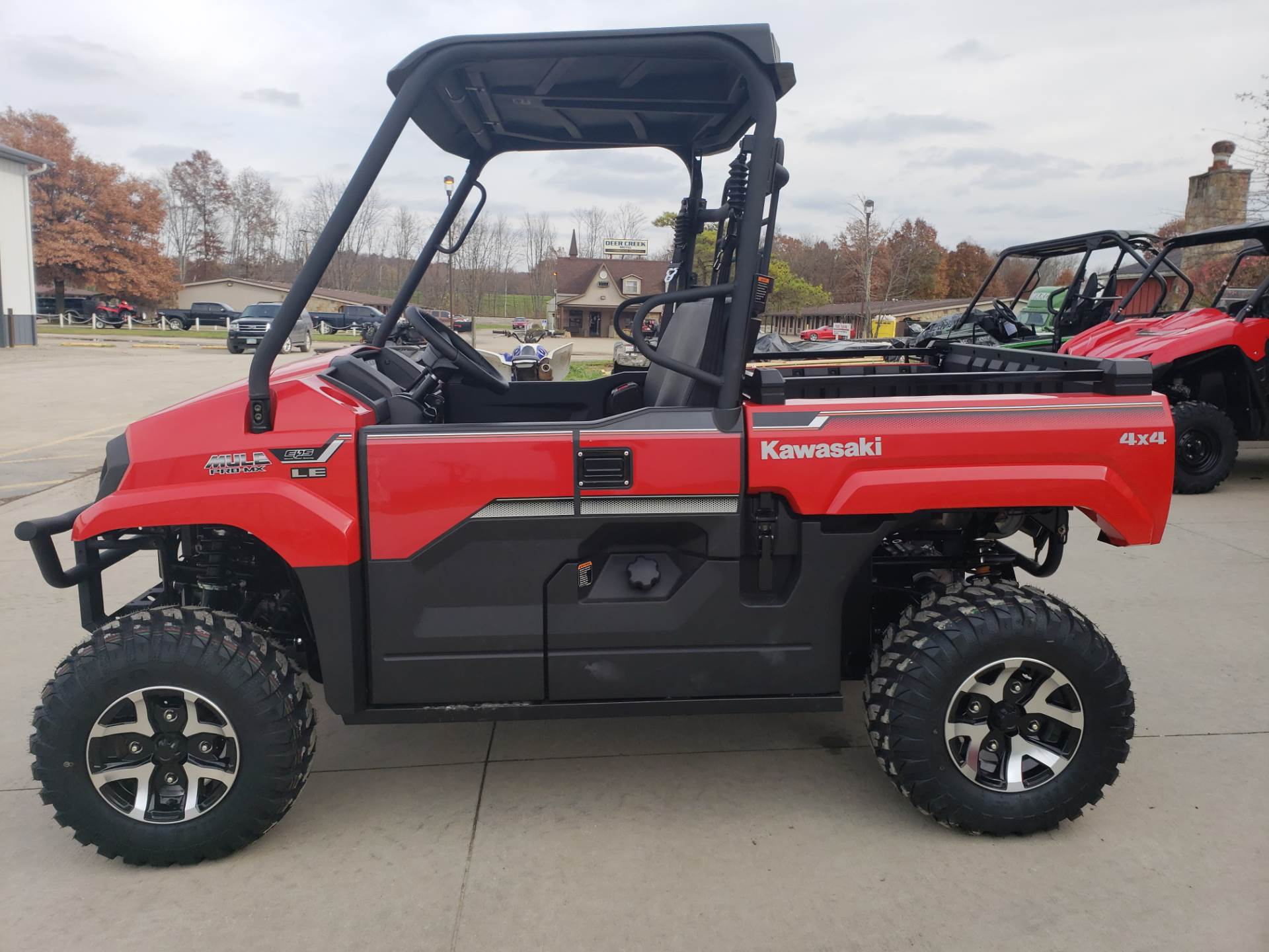 2019 Kawasaki Mule PRO-MX EPS LE in Cambridge, Ohio - Photo 1