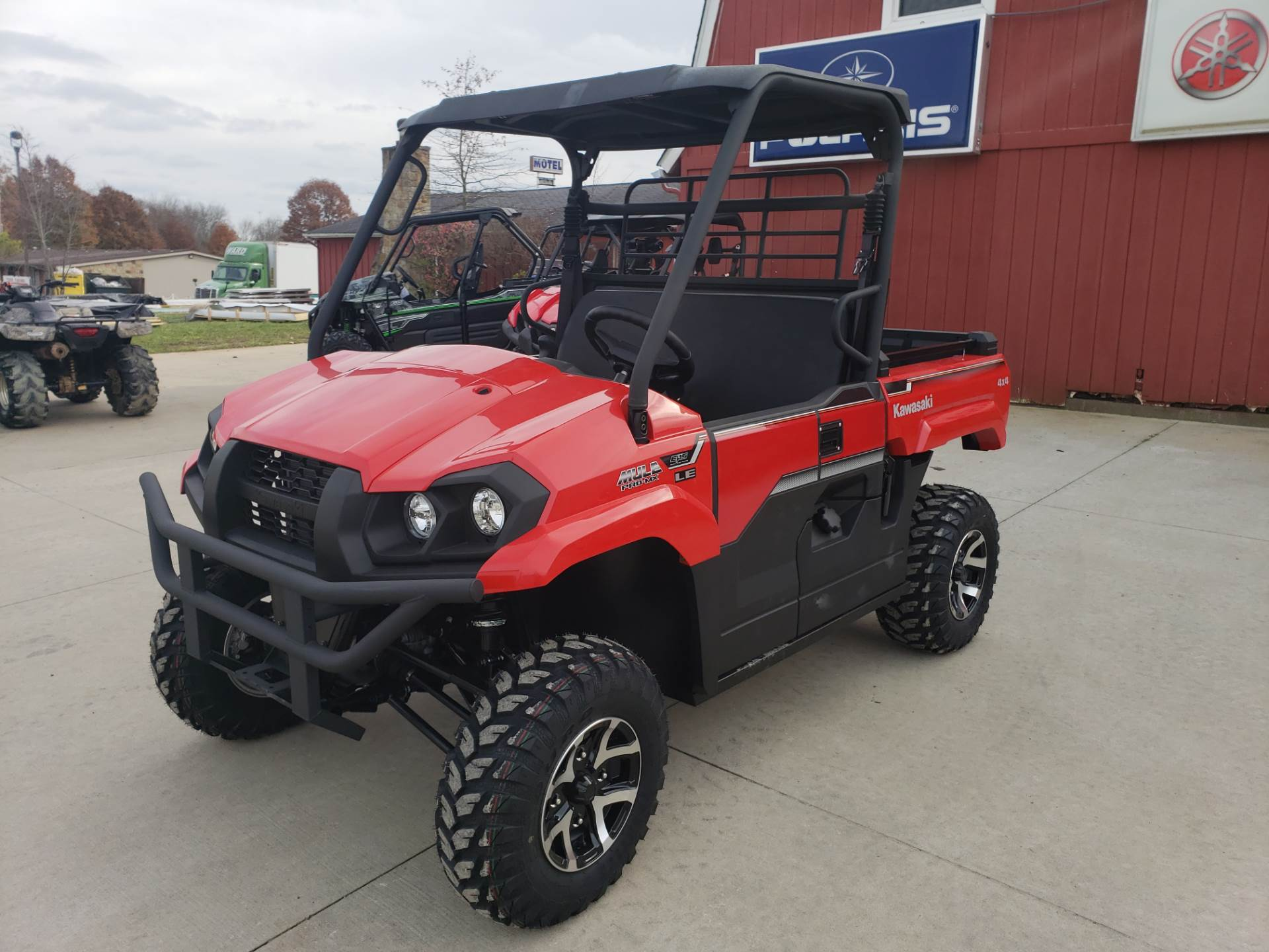 2019 Kawasaki Mule PRO-MX EPS LE in Cambridge, Ohio - Photo 2