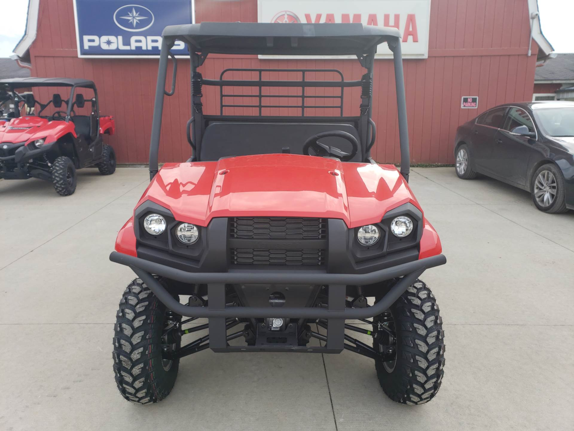 2019 Kawasaki Mule PRO-MX EPS LE in Cambridge, Ohio - Photo 3