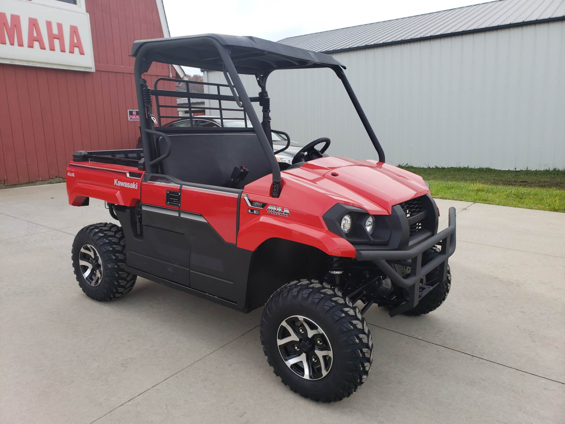 2019 Kawasaki Mule PRO-MX EPS LE in Cambridge, Ohio - Photo 4