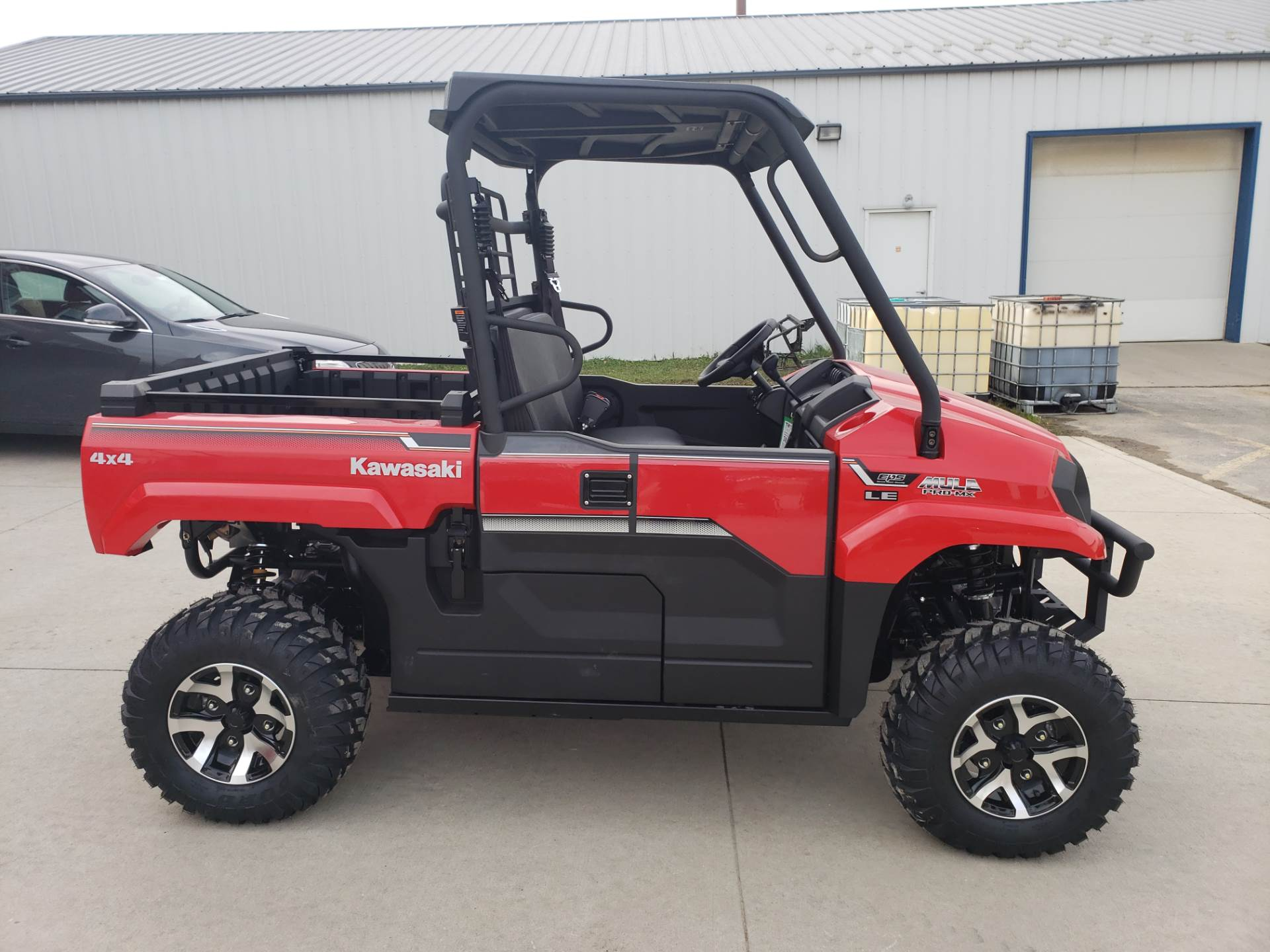 2019 Kawasaki Mule PRO-MX EPS LE in Cambridge, Ohio - Photo 5