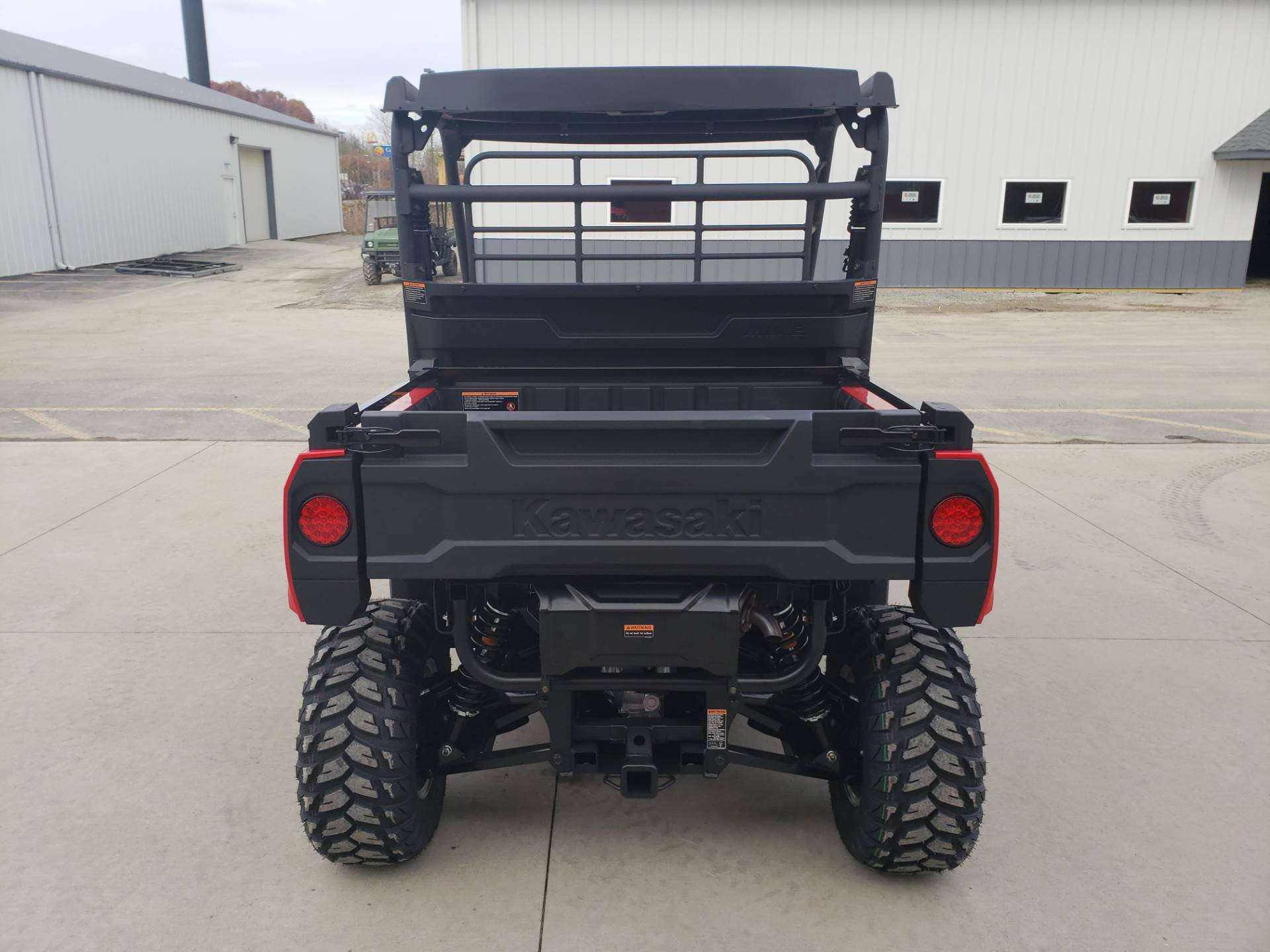 2019 Kawasaki Mule PRO-MX EPS LE in Cambridge, Ohio - Photo 6
