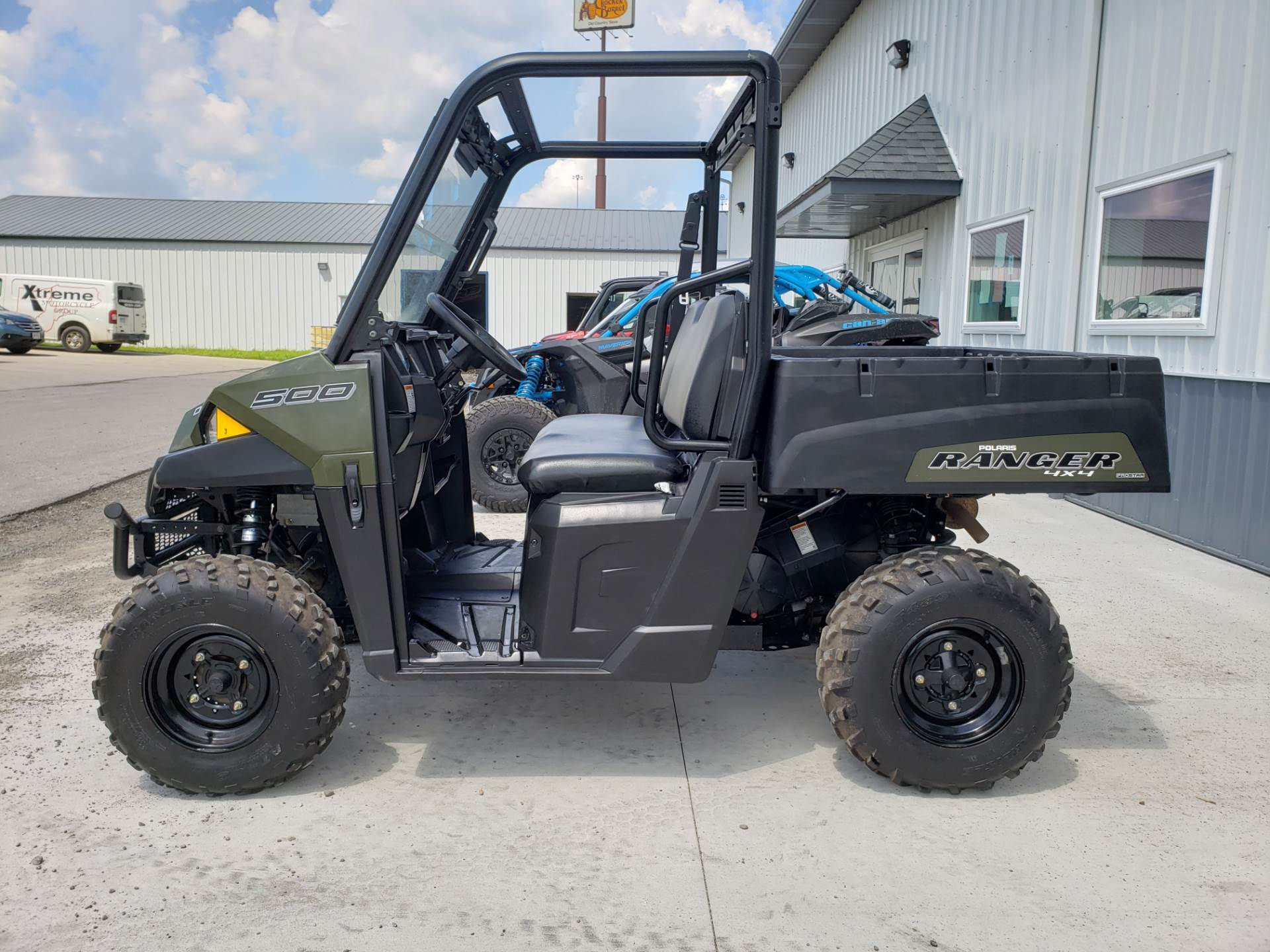2017 Polaris Ranger 500 in Cambridge, Ohio - Photo 1