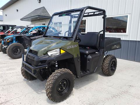 2017 Polaris Ranger 500 in Cambridge, Ohio - Photo 2