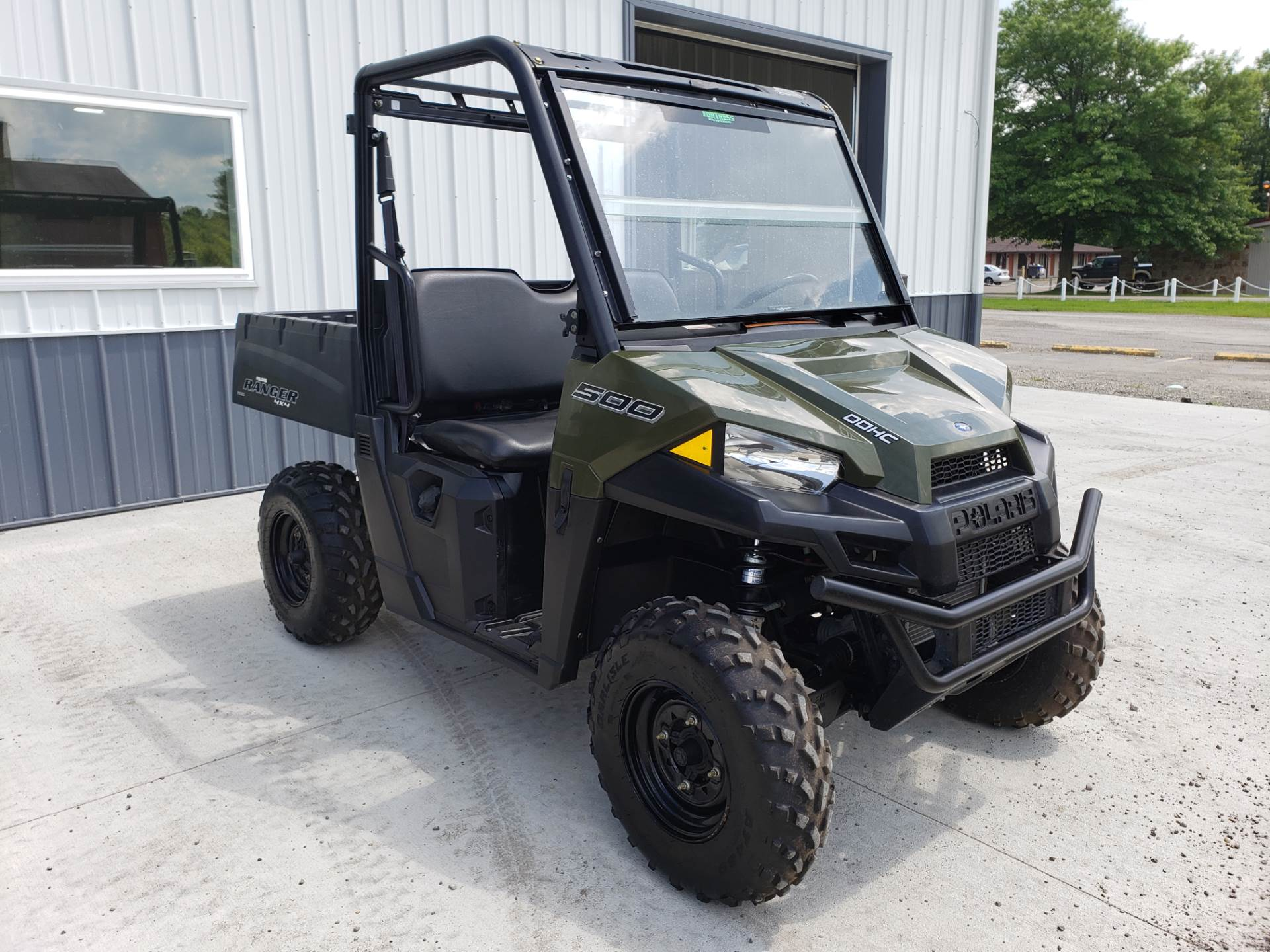 2017 Polaris Ranger 500 in Cambridge, Ohio - Photo 4