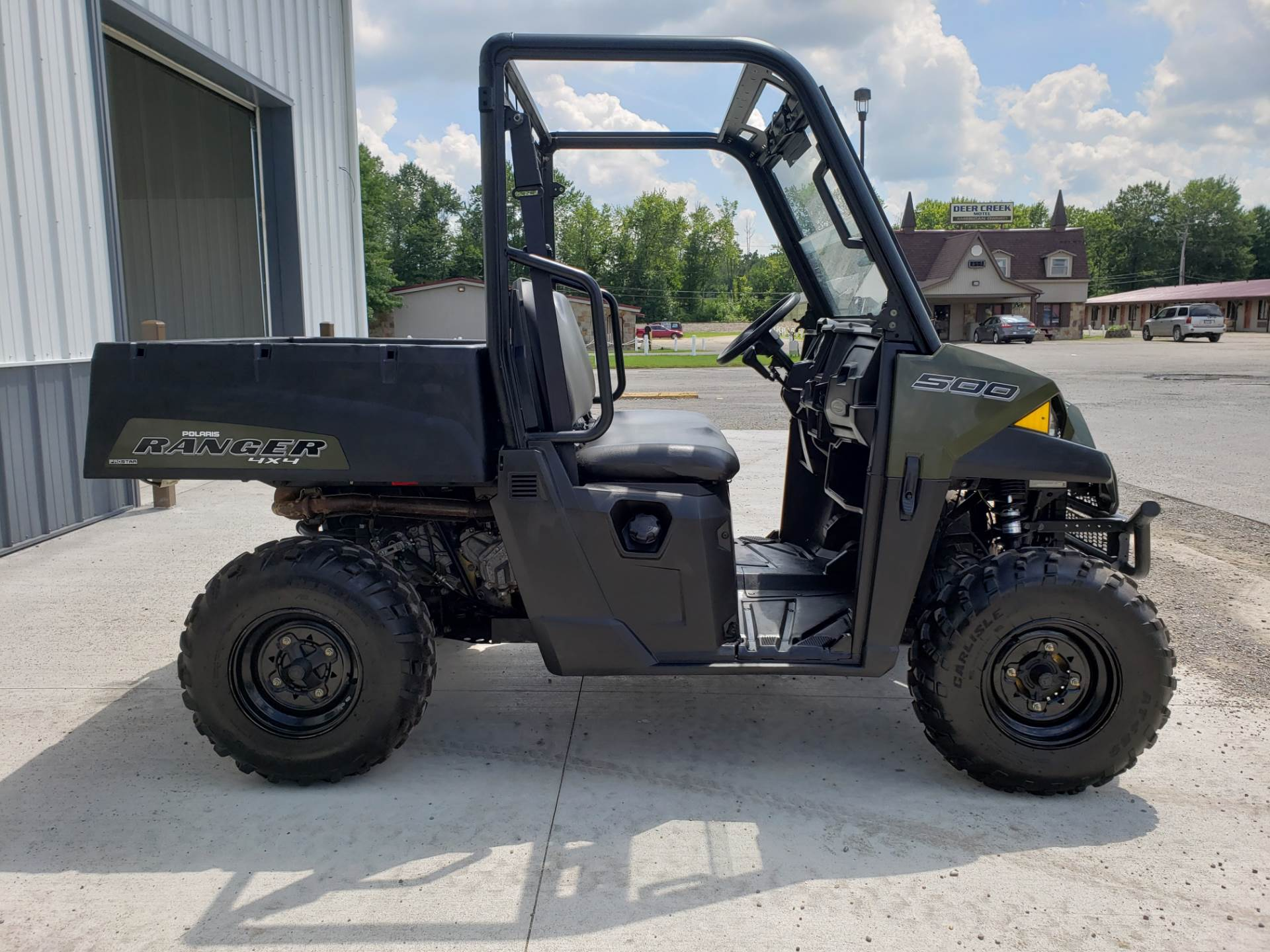 2017 Polaris Ranger 500 in Cambridge, Ohio - Photo 5