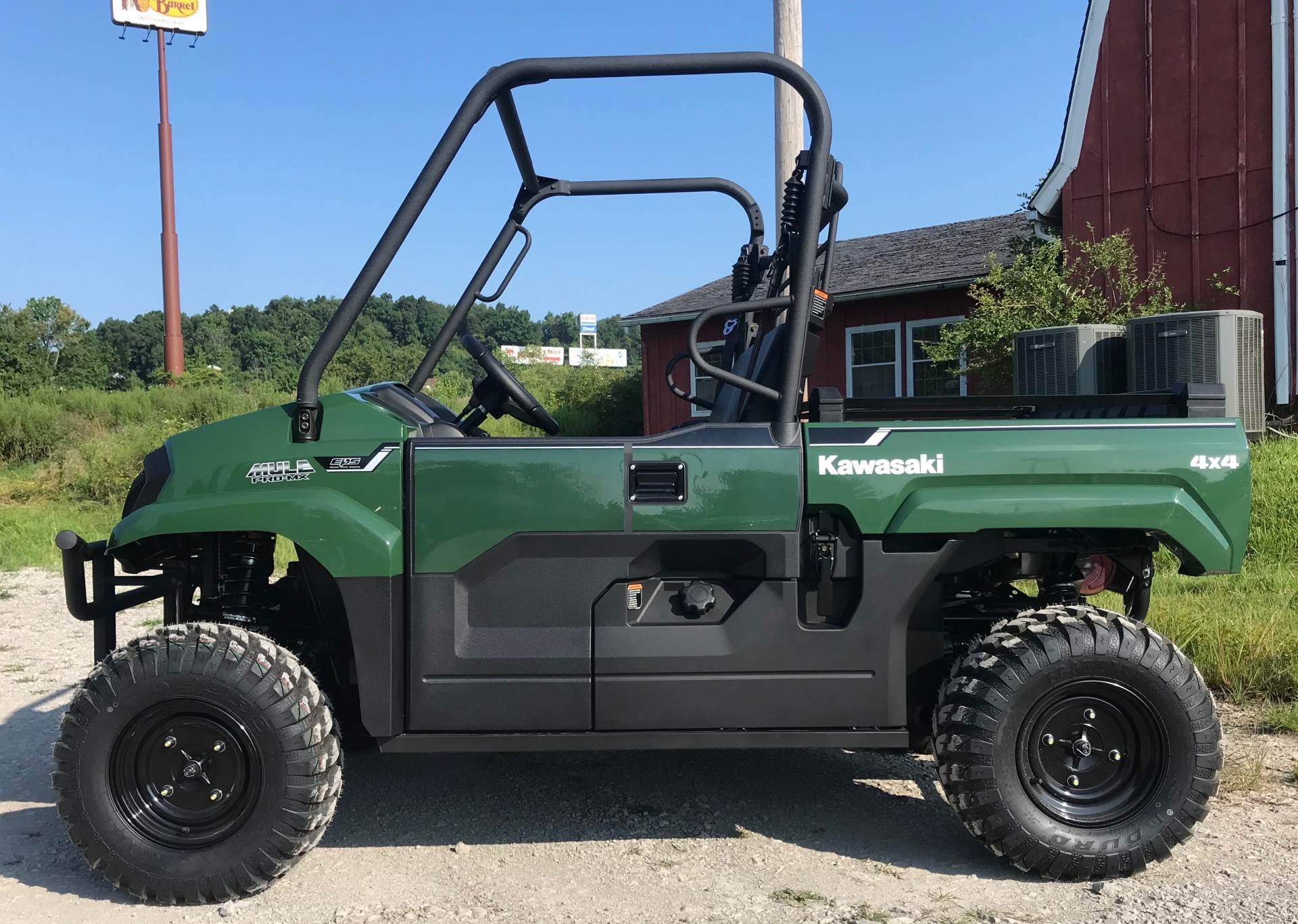 2020 Kawasaki Mule PRO-MX EPS in Cambridge, Ohio - Photo 1