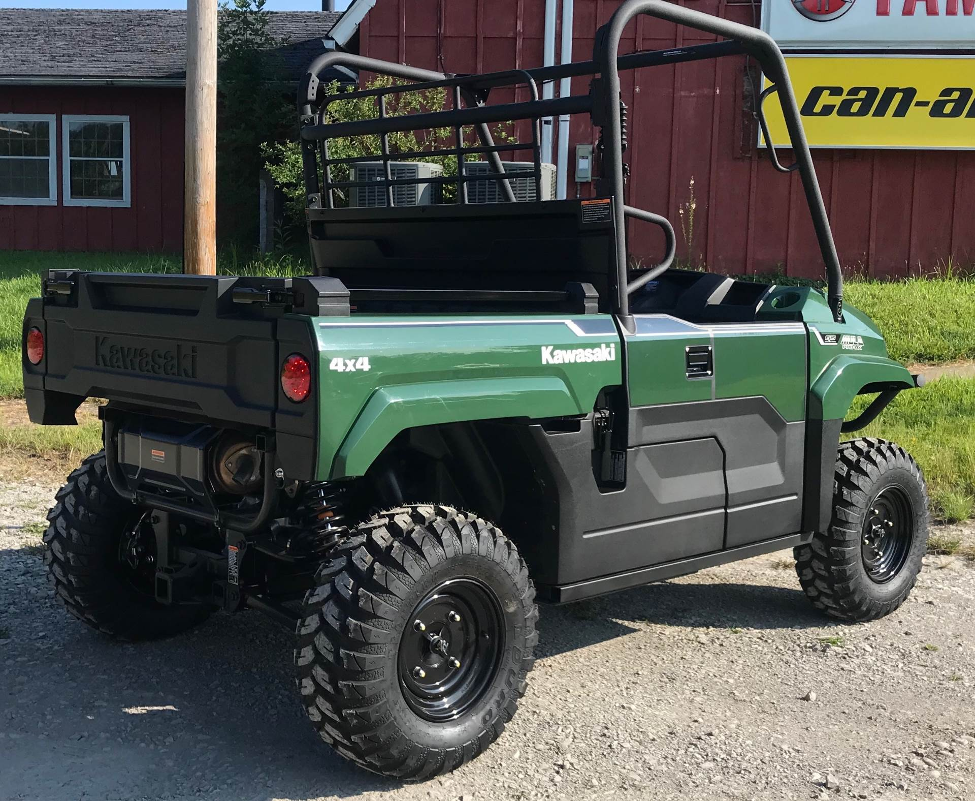 2020 Kawasaki Mule PRO-MX EPS in Cambridge, Ohio - Photo 6