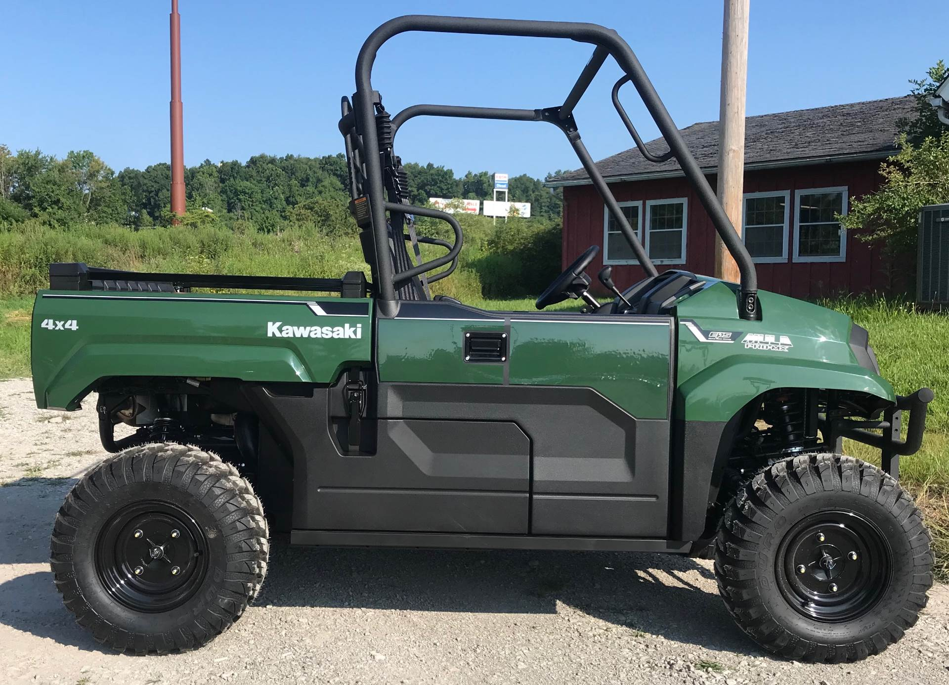 2020 Kawasaki Mule PRO-MX EPS in Cambridge, Ohio - Photo 7
