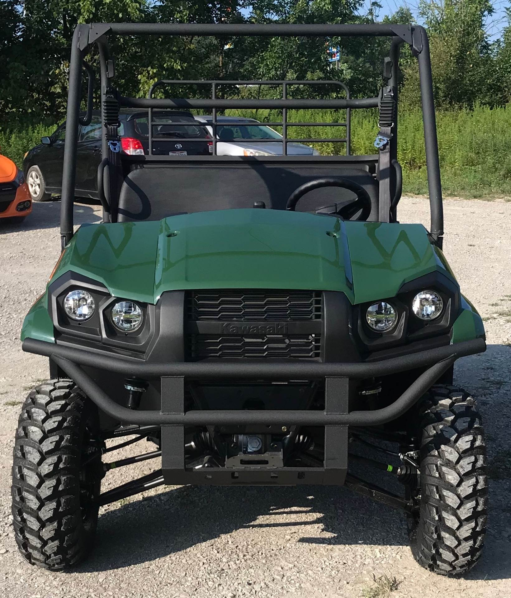 2020 Kawasaki Mule PRO-MX EPS in Cambridge, Ohio - Photo 9