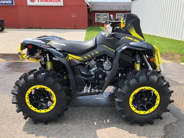 2018 Can-Am Renegade X MR 1000R in Cambridge, Ohio