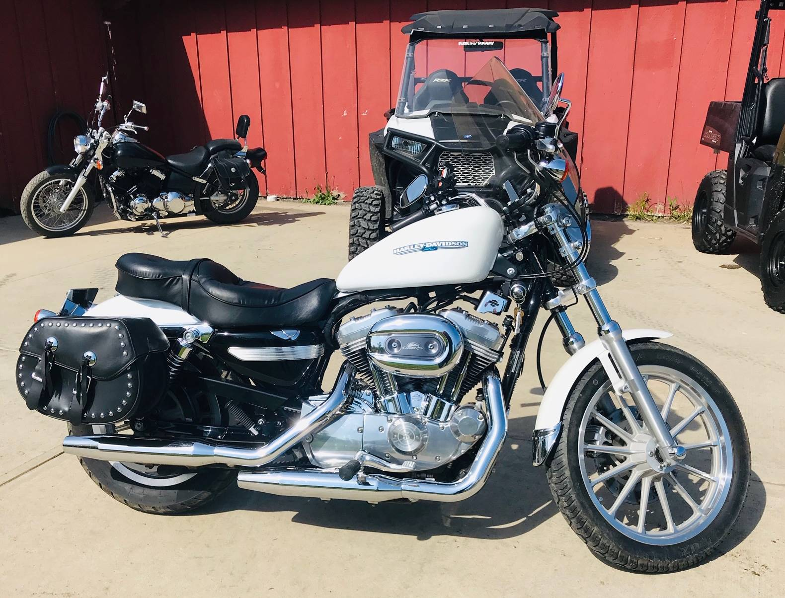 2006 Harley-Davidson Sportster® 883 Custom in Cambridge, Ohio - Photo 1
