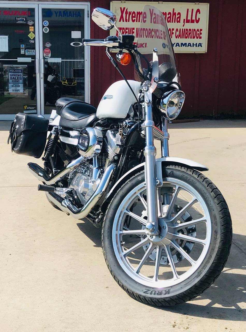 2006 Harley-Davidson Sportster® 883 Custom in Cambridge, Ohio - Photo 3