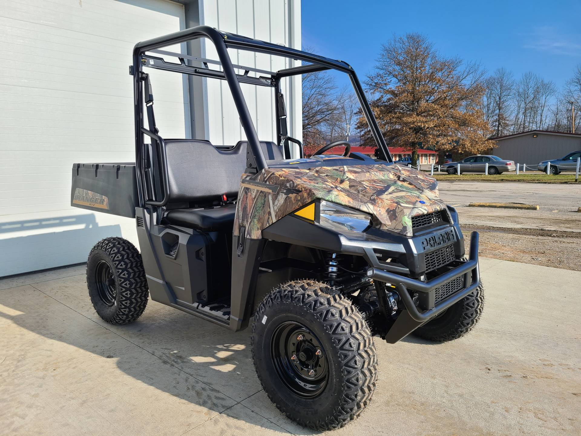 2021 Polaris Ranger EV in Cambridge, Ohio - Photo 1