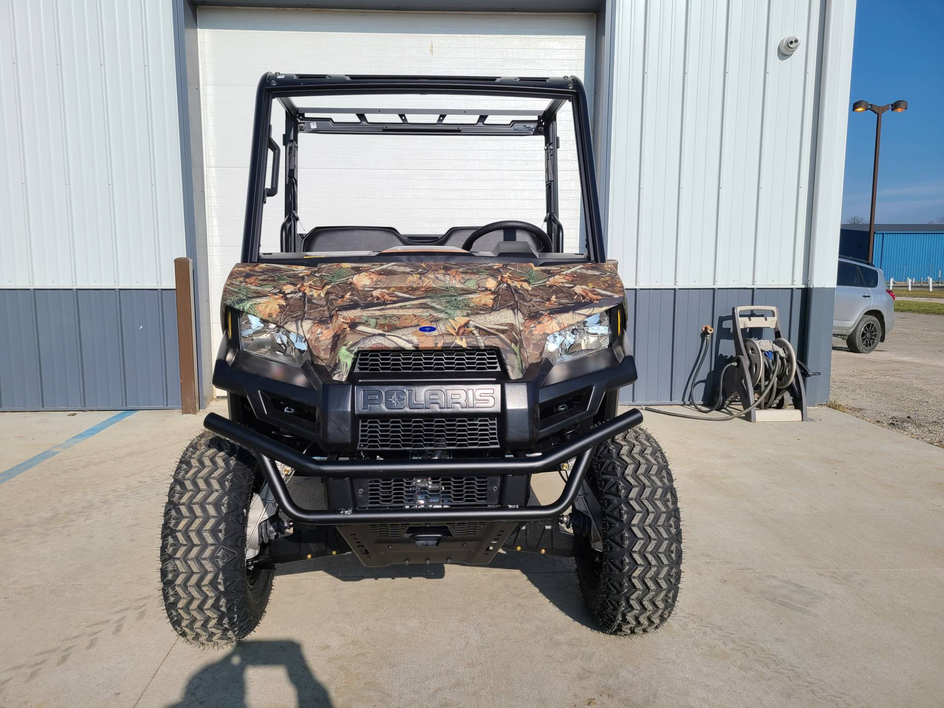 2021 Polaris Ranger EV in Cambridge, Ohio - Photo 2