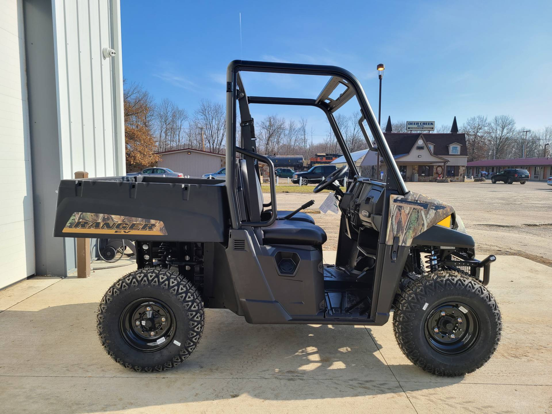 2021 Polaris Ranger EV in Cambridge, Ohio - Photo 5