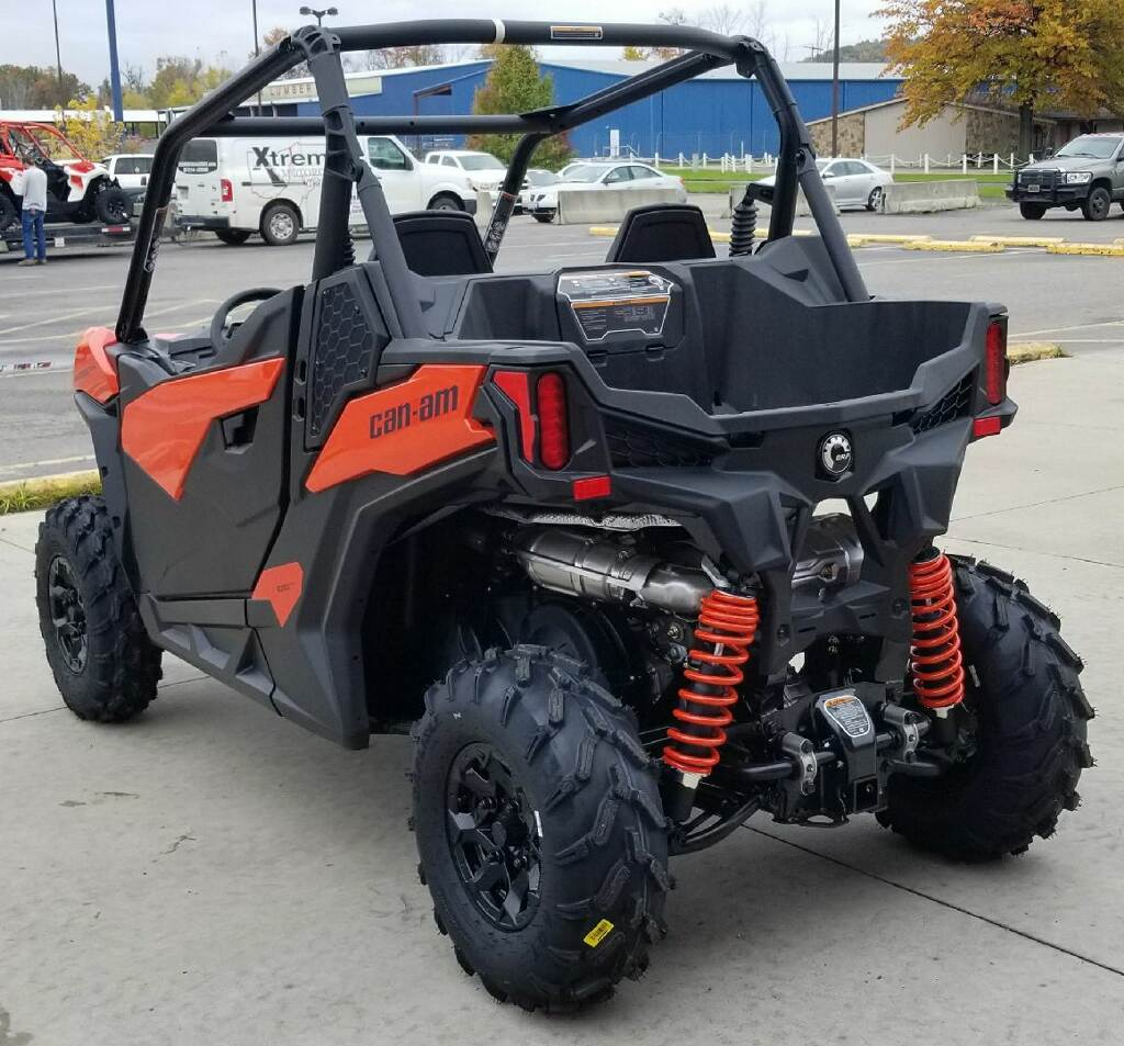2019 Can-Am Maverick Trail DPS 1000 in Cambridge, Ohio