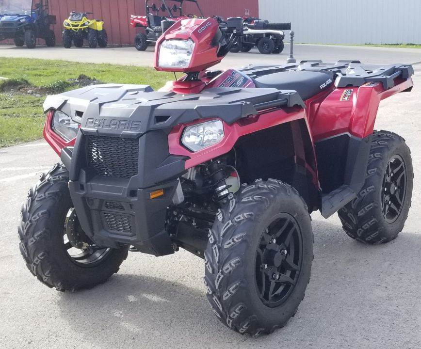 2019 Polaris Sportsman 570 SP 1