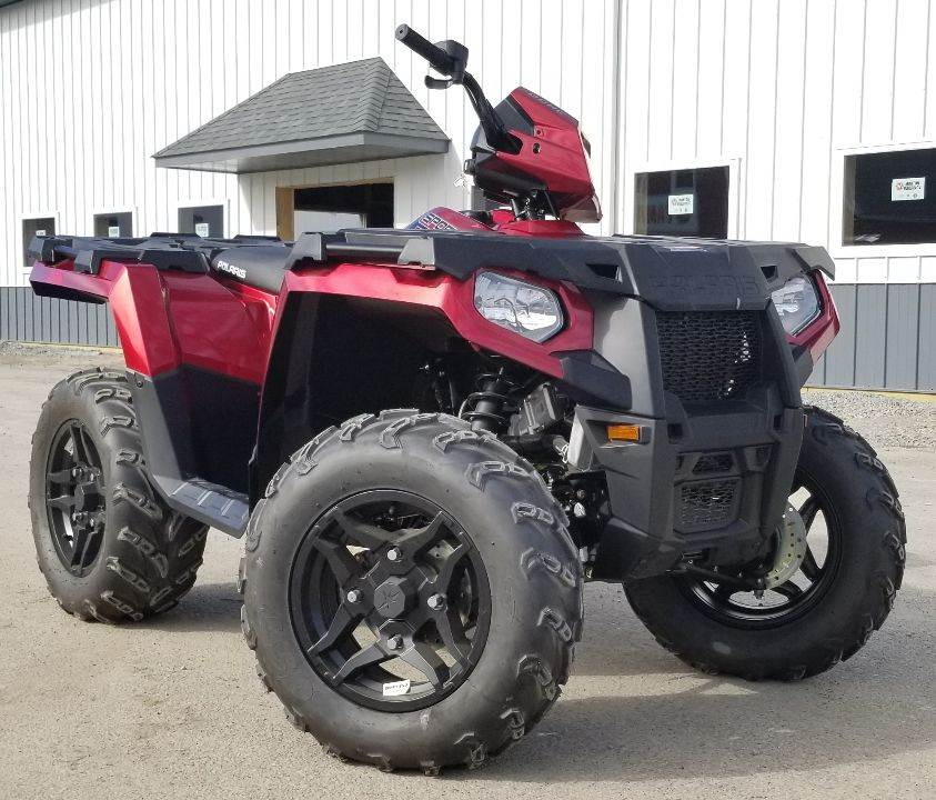 2019 Polaris Sportsman 570 SP in Cambridge, Ohio - Photo 6