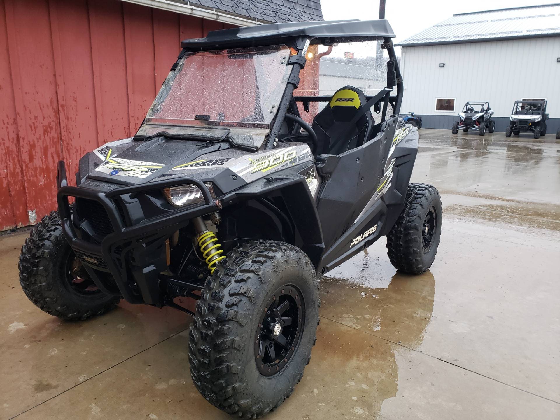 2017 Polaris RZR S 900 EPS in Cambridge, Ohio - Photo 2