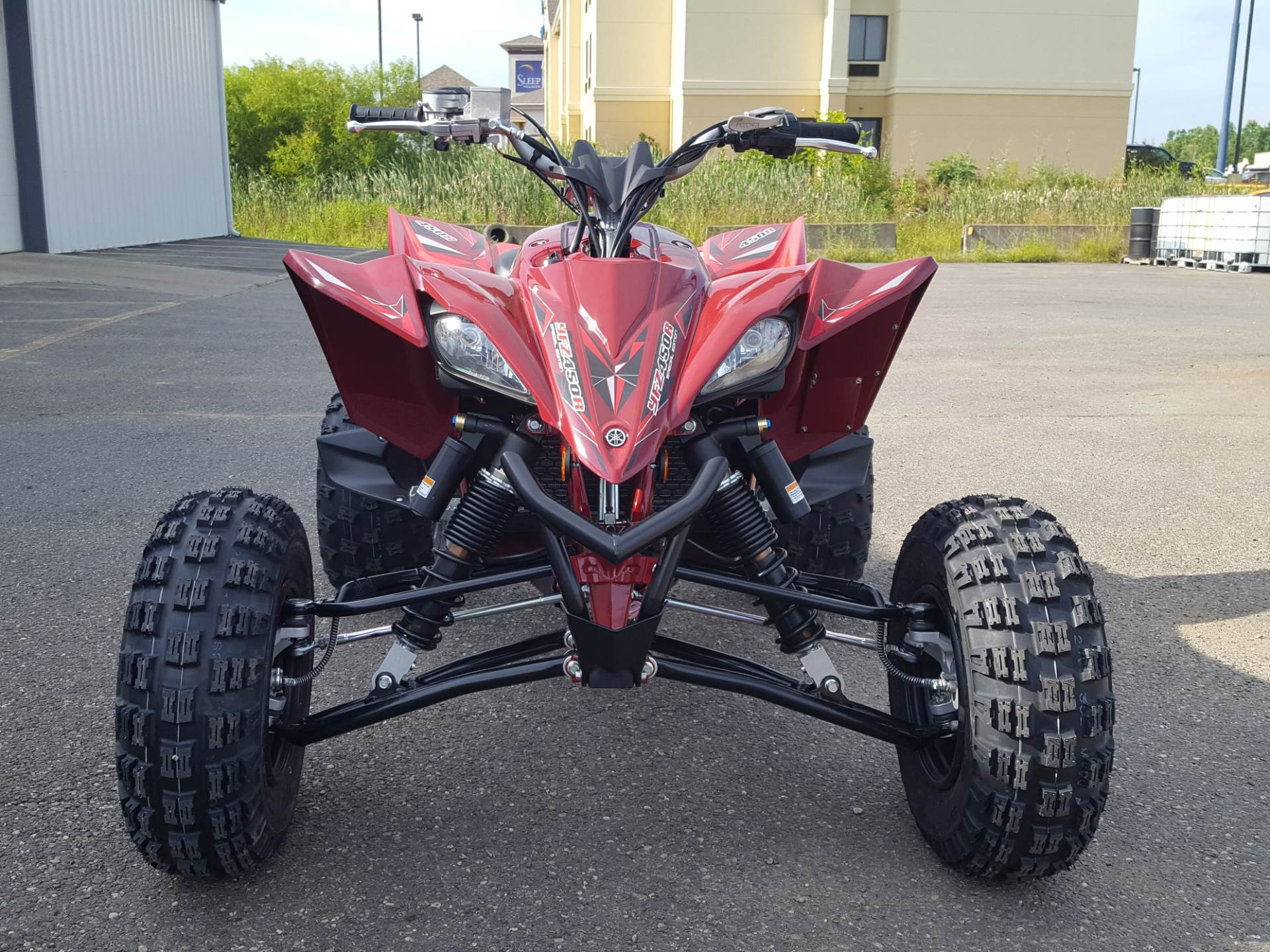 2019 Yamaha YFZ450R SE in Cambridge, Ohio - Photo 4