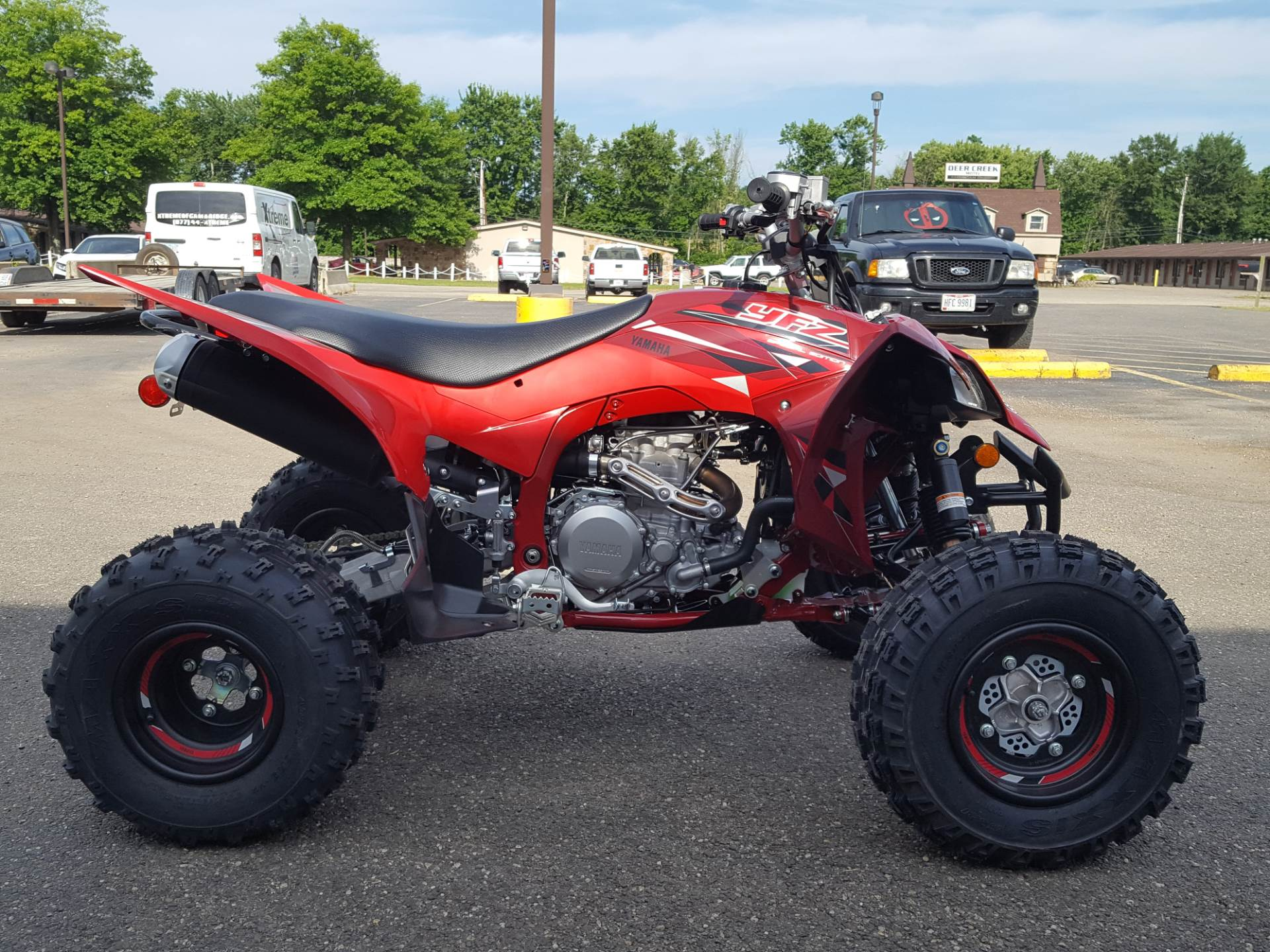 2019 Yamaha YFZ450R SE in Cambridge, Ohio - Photo 5