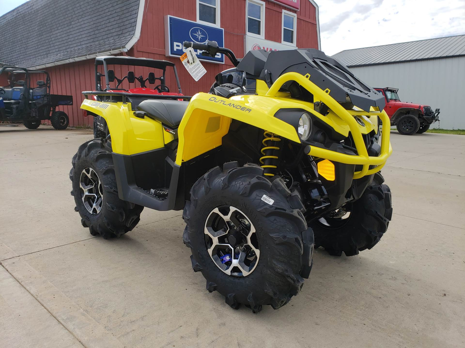 2019 Can-Am Outlander X mr 570 in Cambridge, Ohio - Photo 2