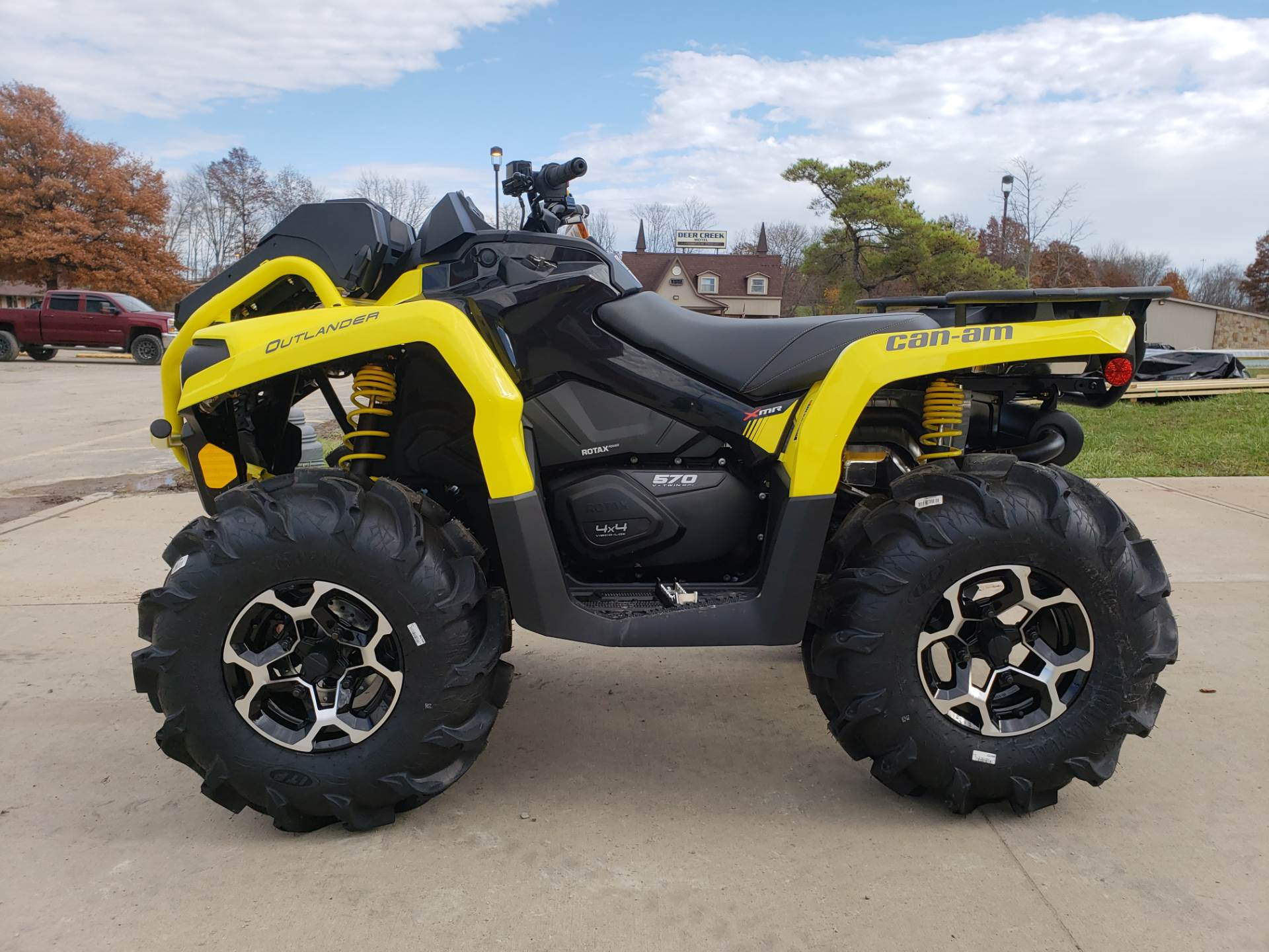 2019 Can-Am Outlander X mr 570 in Cambridge, Ohio - Photo 5