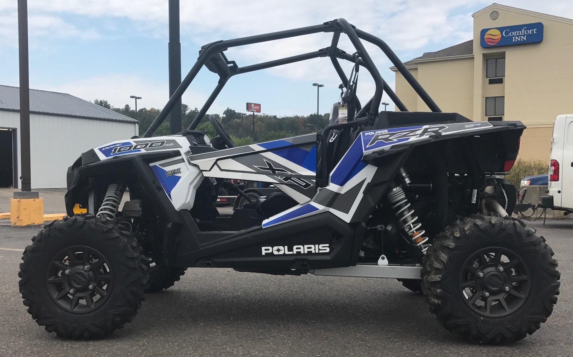 2017 Polaris RZR XP 1000 EPS 1