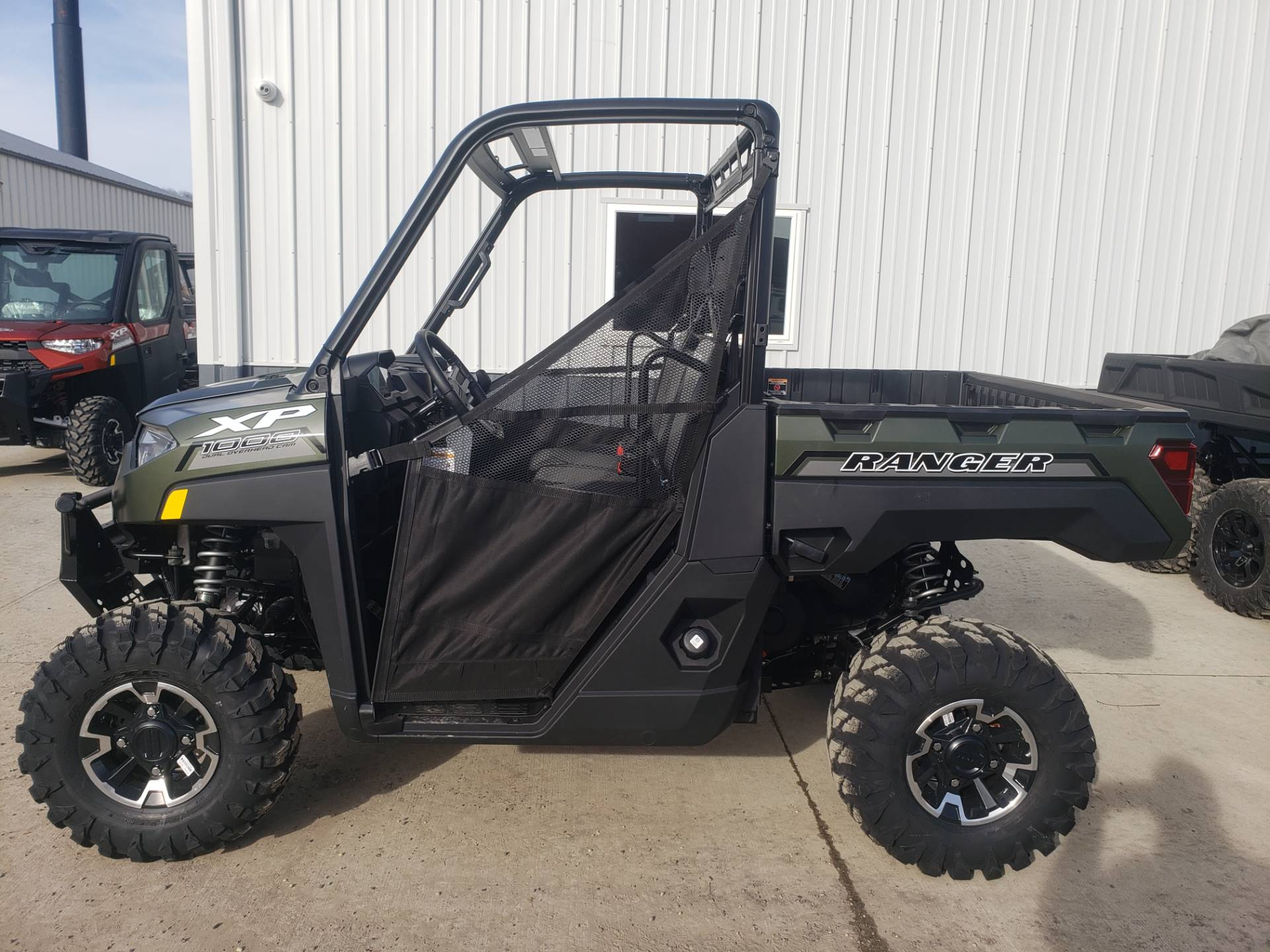 2020 Polaris Ranger XP 1000 Premium in Cambridge, Ohio - Photo 1