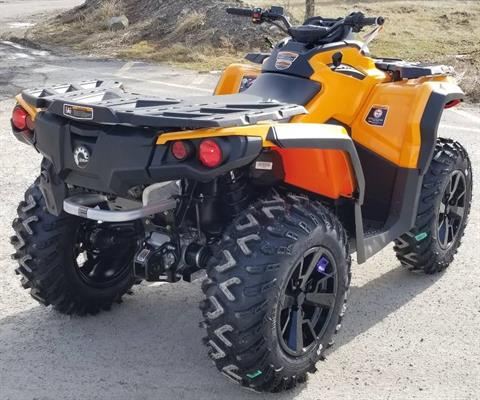2020 Can-Am Outlander DPS 650 in Cambridge, Ohio - Photo 4