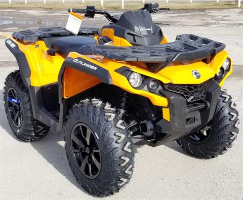 2020 Can-Am Outlander DPS 650 in Cambridge, Ohio - Photo 6