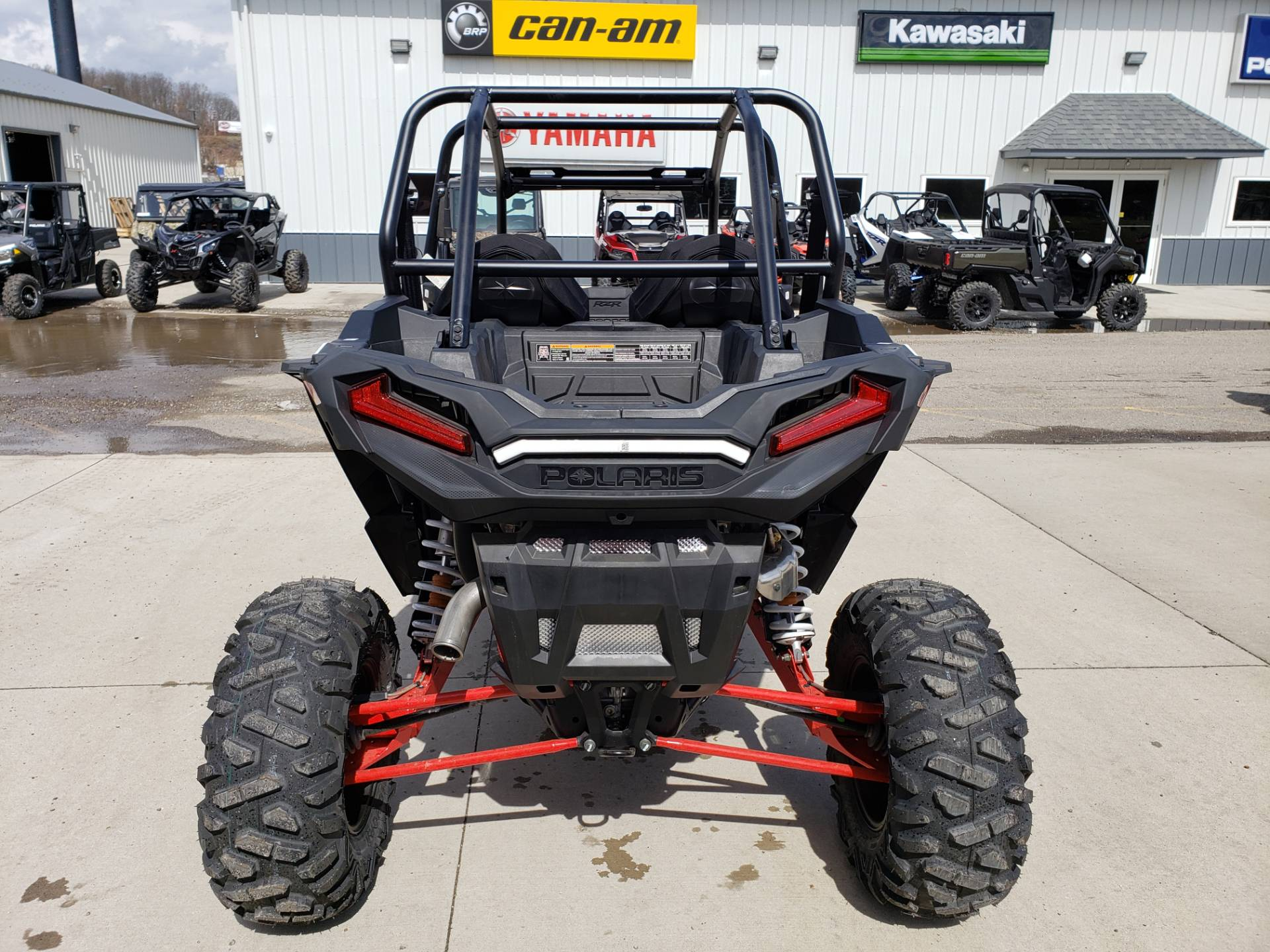 2020 Polaris RZR XP 4 1000 in Cambridge, Ohio - Photo 3