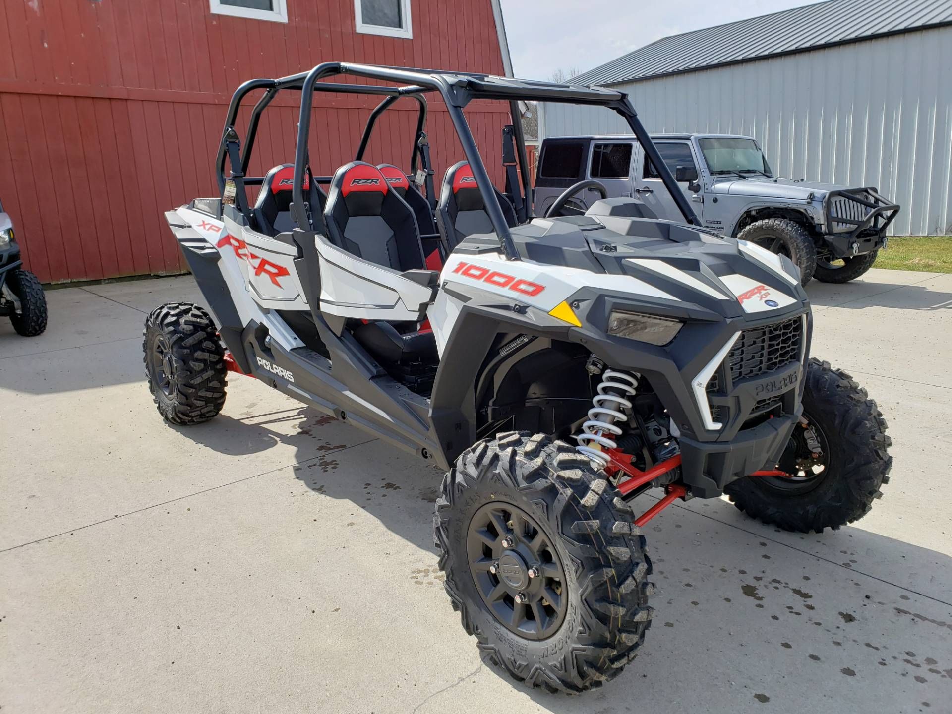 2020 Polaris RZR XP 4 1000 in Cambridge, Ohio - Photo 4