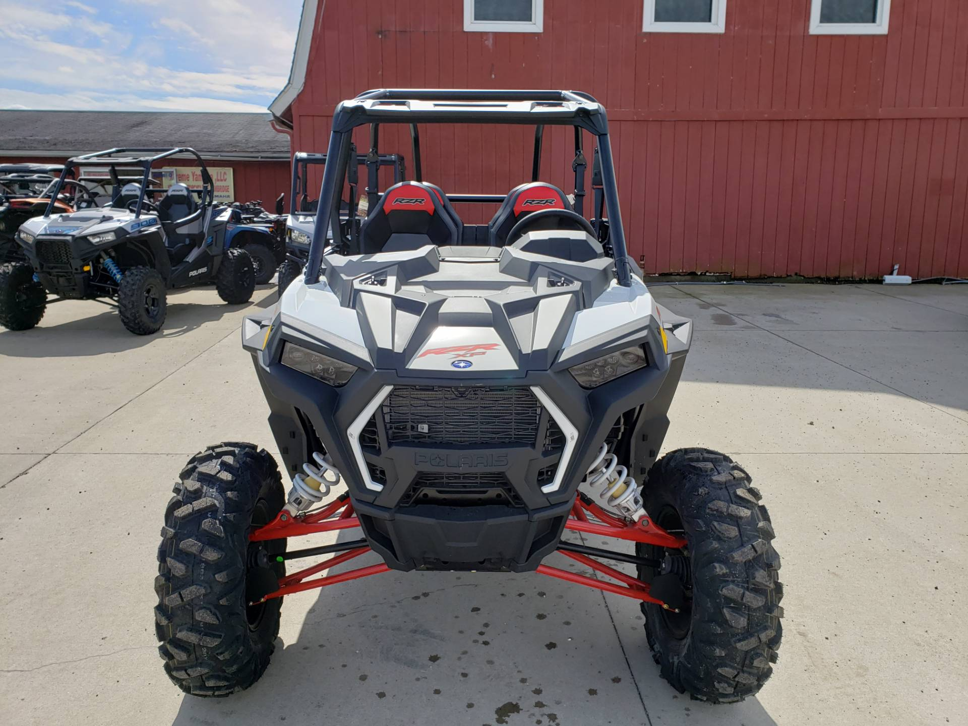 2020 Polaris RZR XP 4 1000 in Cambridge, Ohio - Photo 5