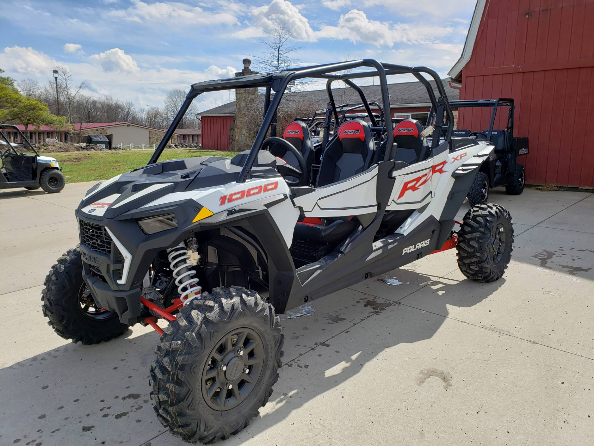 2020 Polaris RZR XP 4 1000 in Cambridge, Ohio - Photo 6