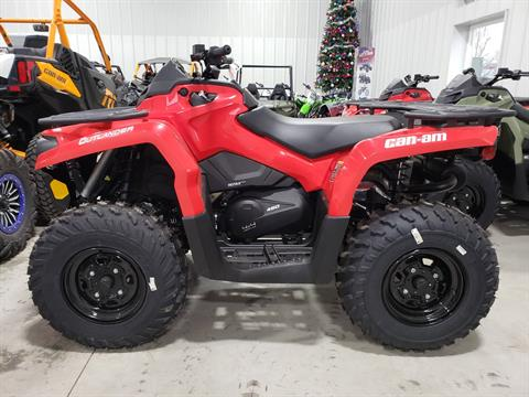 2020 Can-Am Outlander 450 in Cambridge, Ohio - Photo 3