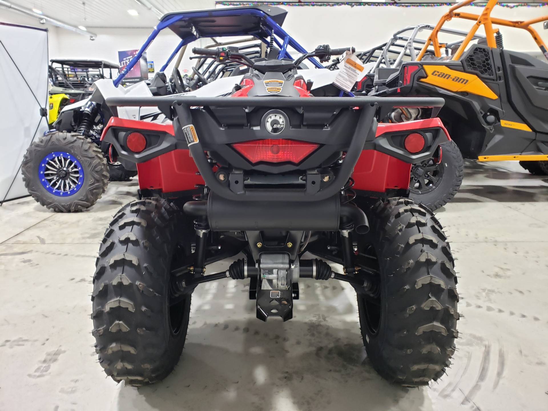 2020 Can-Am Outlander 450 in Cambridge, Ohio - Photo 4