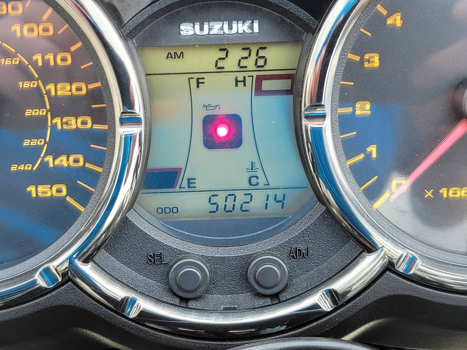 2009 Suzuki V-Strom 1000 in Cambridge, Ohio - Photo 5