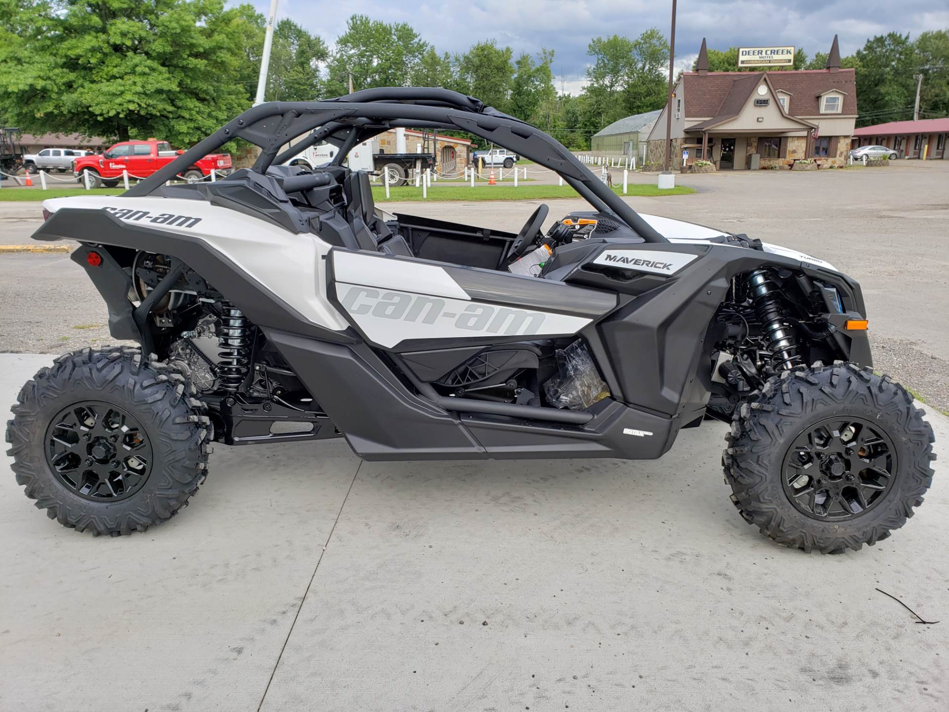 2020 Can-Am Maverick X3 Turbo in Cambridge, Ohio - Photo 4