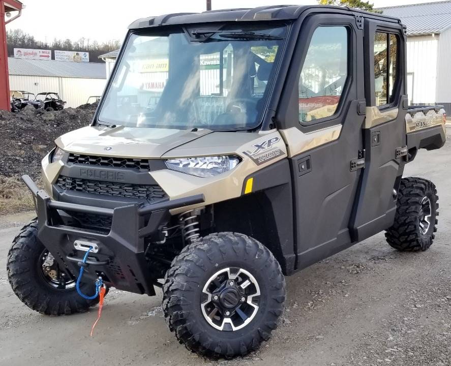 2020 Polaris Ranger Crew XP 1000 NorthStar Premium in Cambridge, Ohio - Photo 2