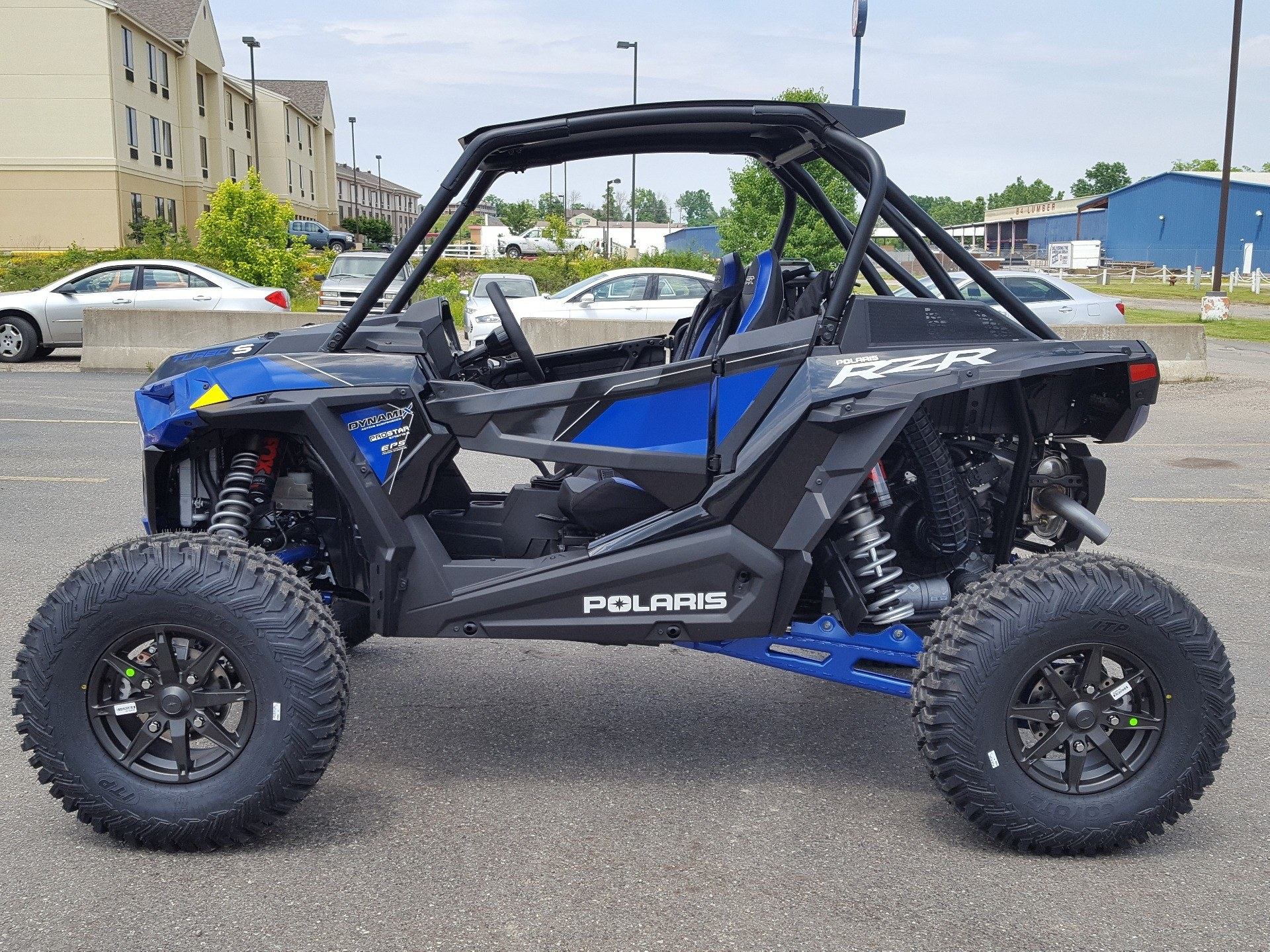 2019 Polaris RZR XP Turbo S in Cambridge, Ohio - Photo 1