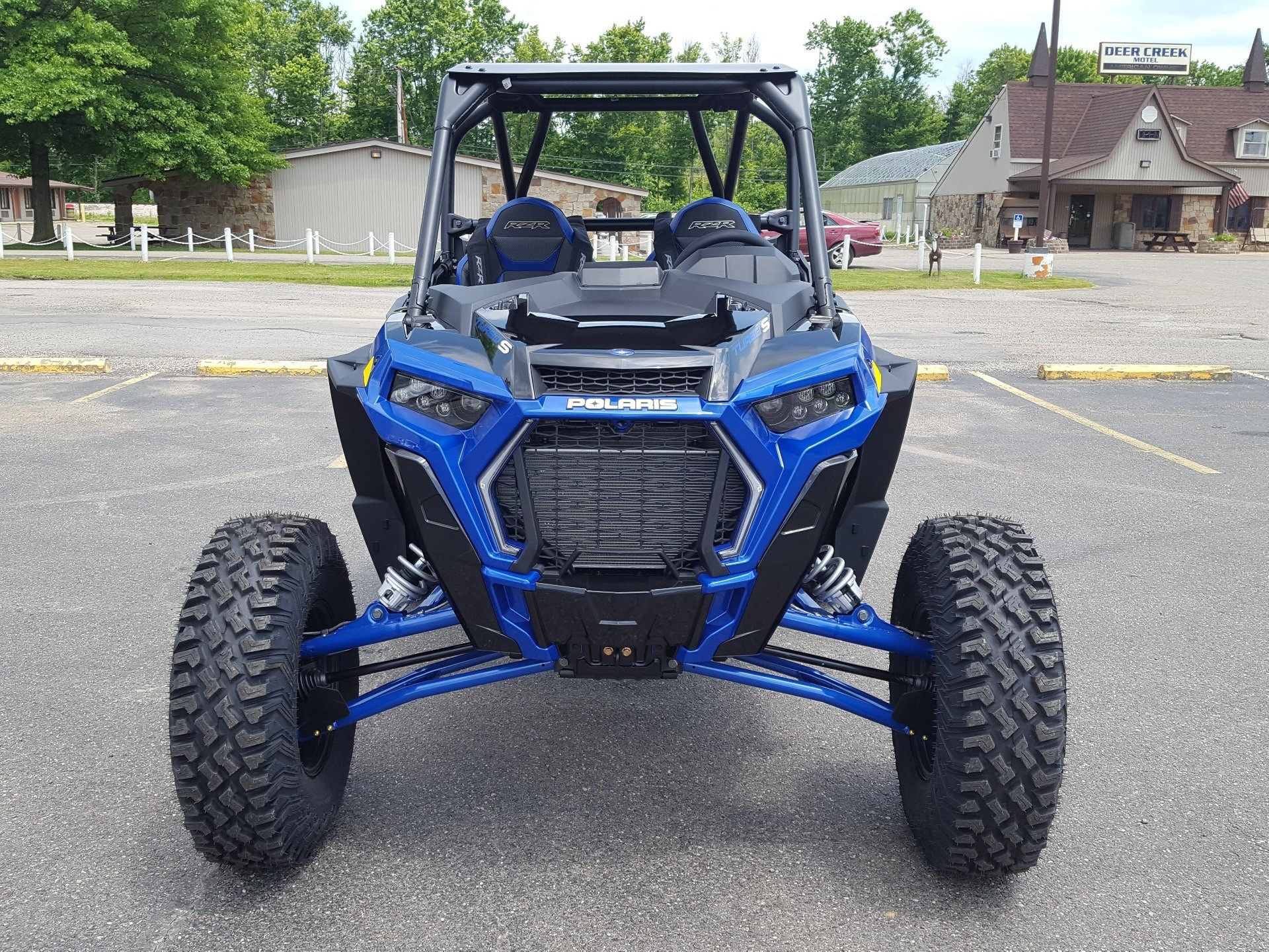 2019 Polaris RZR XP Turbo S in Cambridge, Ohio - Photo 3