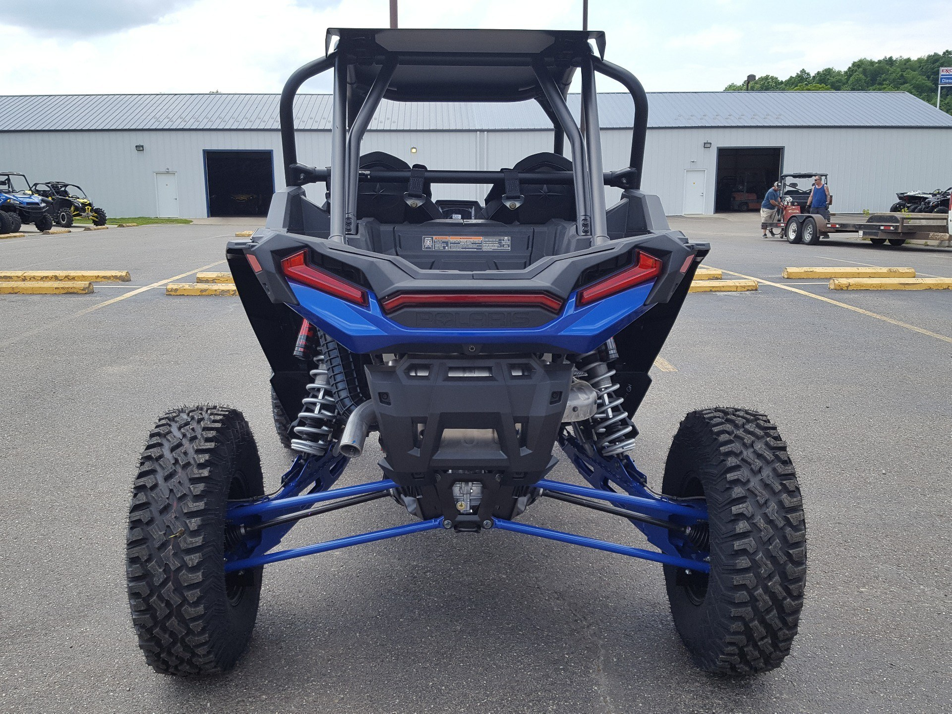 2019 Polaris RZR XP Turbo S in Cambridge, Ohio - Photo 8